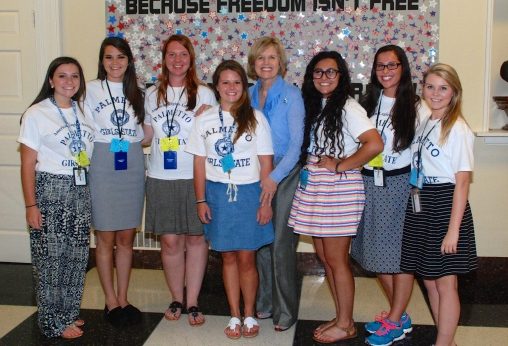 Hon. Molly Mitchell Spearman, South Carolina State Superintendent of Education